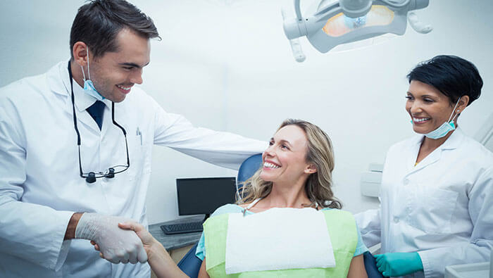 Choosing Dentist