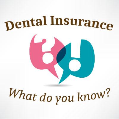 Dental Insurance FAQ The Basics
