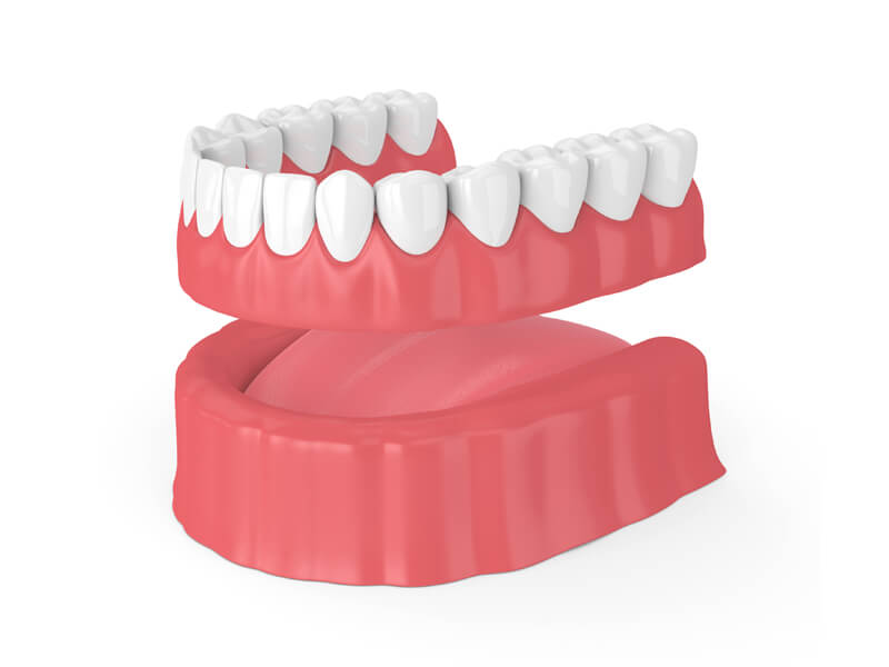 Full Set Lower Denture