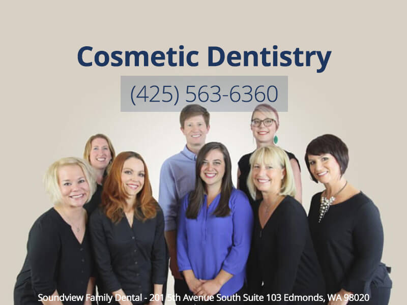 Cosmetic Dentistry in Edmonds WA