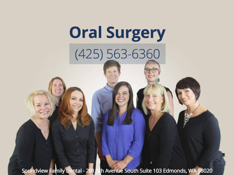 Oral Surgery in Edmonds WA