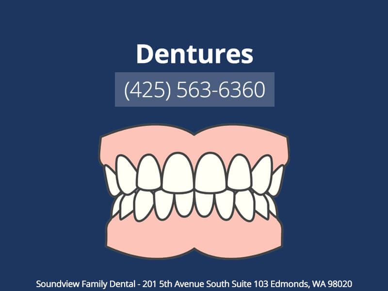 Dentures in Edmonds WA