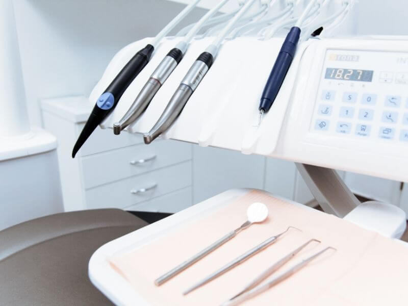 Dental tools for oral hygiene