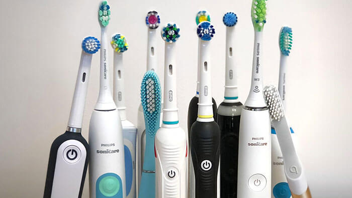 3 Best Electric Toothbrushes for Receding Gums